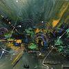 Abstrakt, Spachteltechnik, Malerei abstrakt, Bunt