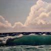 Welle, Wind, Meer, See