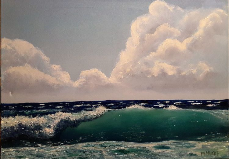 Welle, Wind, Meer, See, Küste, Landschaft