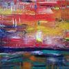 Hoffnung, Abstrakt, Malerei