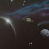 Atmosohäre, Milchstraße, Planet, Sternschnuppe