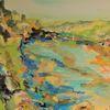 Atmosphäre, Landschaft, Stille, Malerei