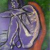 Wiese, Pastellmalerei, Decke, Malerei