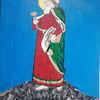 Bunt, Glaube, Gott, Malerei