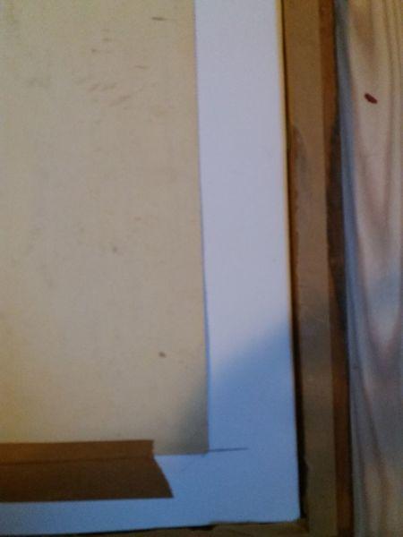 Pinnwand, Büttenpapier