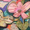 Erhellend, Text, Blumen, Schmetterling