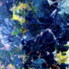 Blau, Orkan, Aufwühlend, Malerei