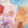 Blumen, Bunt, Transparenz, Malerei