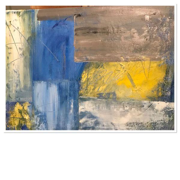 Blau, Sonne, Himmel, Struktur, Malerei
